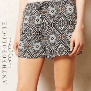 Anthropologie Shorts - Anthropologie Flowy Shorts